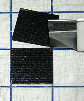 cutting duct tape