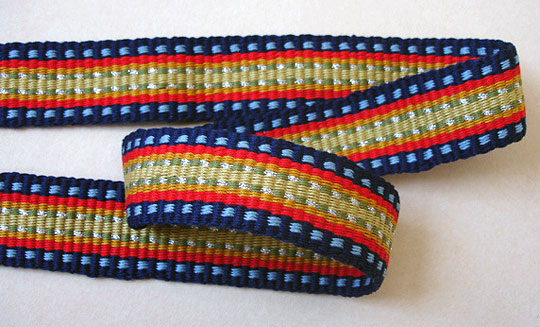 woven inkle band