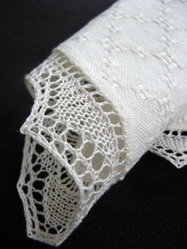 lace closeup