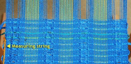 measuring string