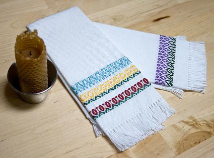 Rosepath Tea Towels